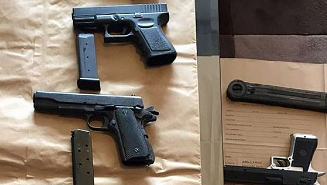 Sydney man charged over printing 3D pistols