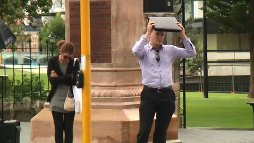 Sydney could see a month of rainfall in just one week. (9NEWS)