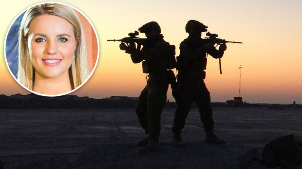 Elizabeth Creasy: Meeting the Australians behind the fight against ISIS in Iraq