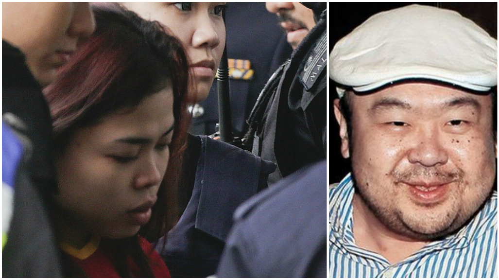 Two women charged with murder over death of Kim Jong-nam