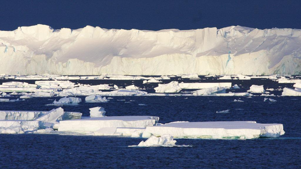 Antarctica's highest ever temperatures recorded by UN