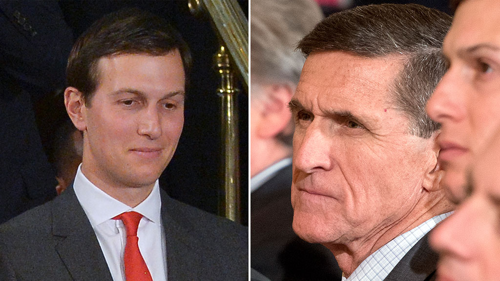 Trump son-in-law and security adviser met with Russian ambassador before inauguration: official