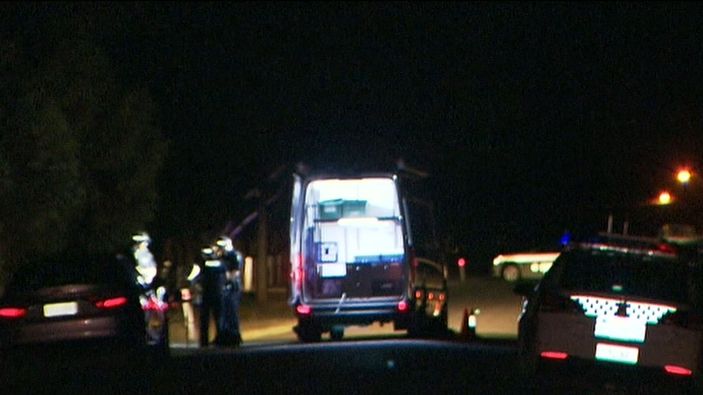 Three men charged with murder after body found at Adelaide home