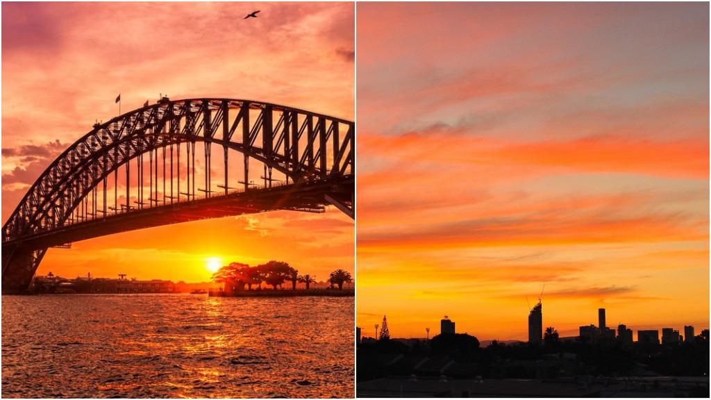 Sydney's Brisbane-like summer and Brisbane's Rocky temperatures