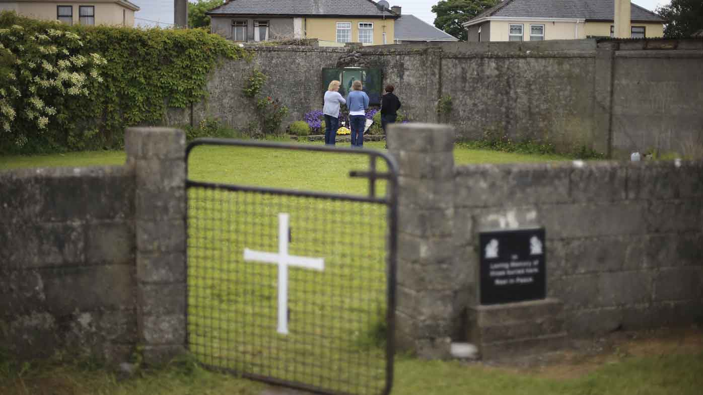 Mass baby remains found at former Catholic home in Ireland