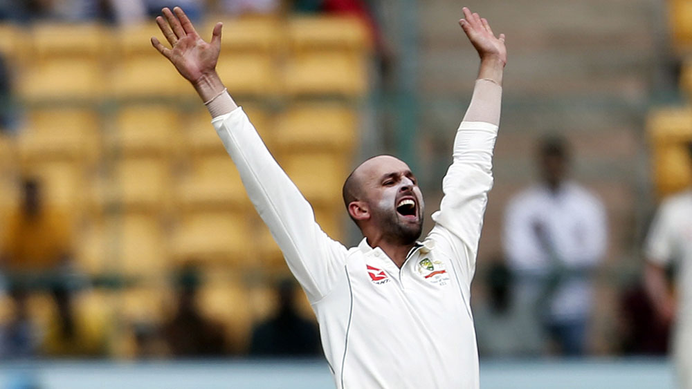 Australia vs India 2017: Nathan Lyon says the pressure is on India in Ranchi
