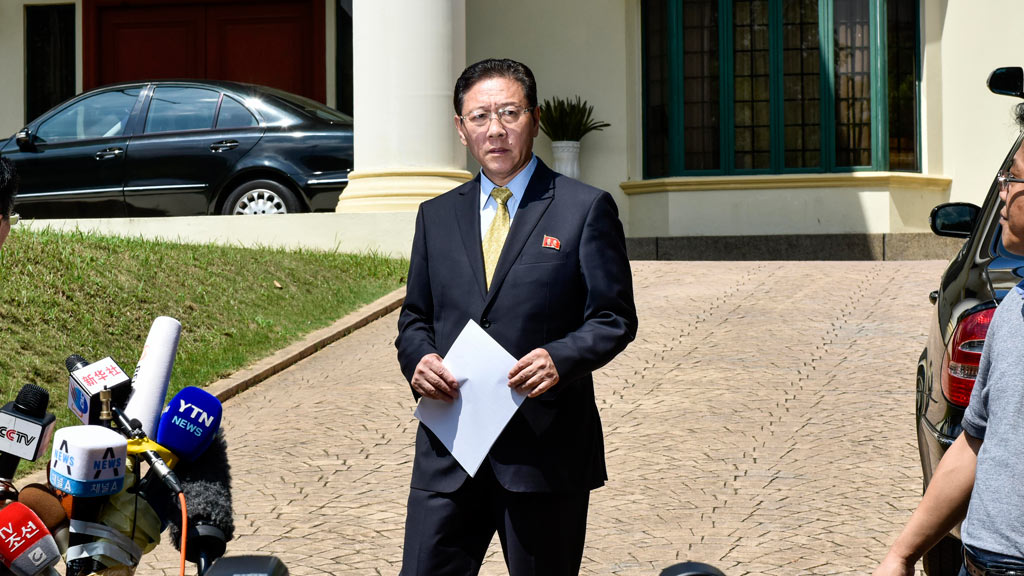 Malaysia expels North Korea ambassador over Kim Jong-Nam murder