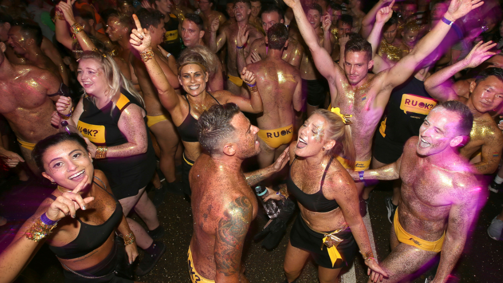 LGBTQI groups rejoice and campaign at Sydney Mardi Gras