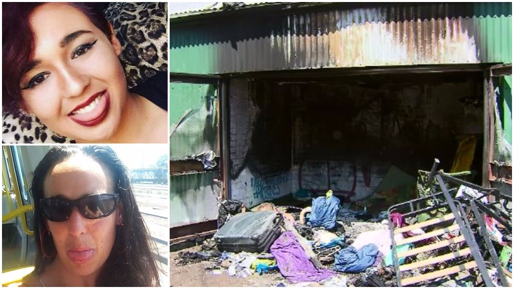 Mother daughter among squatters killed in Melbourne factory blaze
