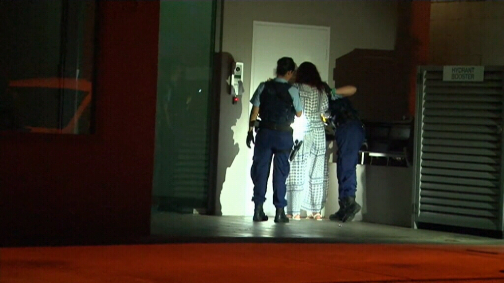 Emergency services were called to the outlet about 2.30am. (9NEWS)