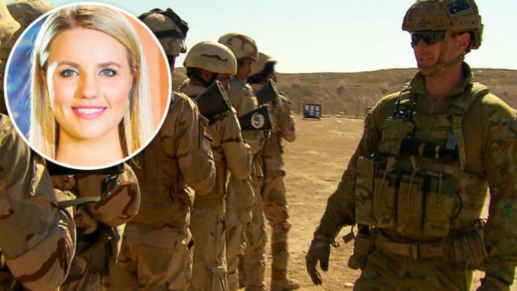 Elizabeth Creasy: The surprising lesson learnt in Iraq
