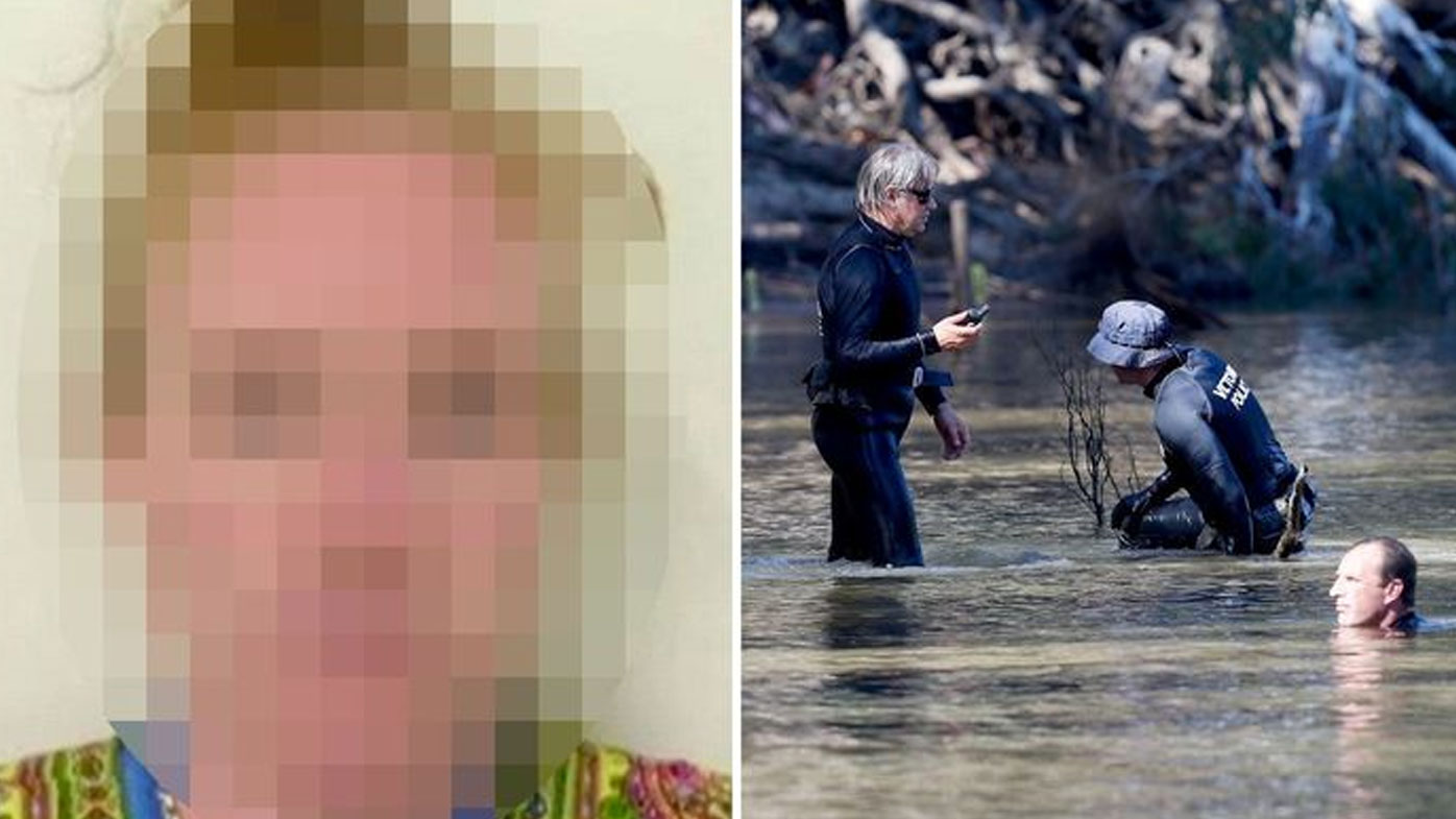 I'd never hurt my kids: Murray River mum