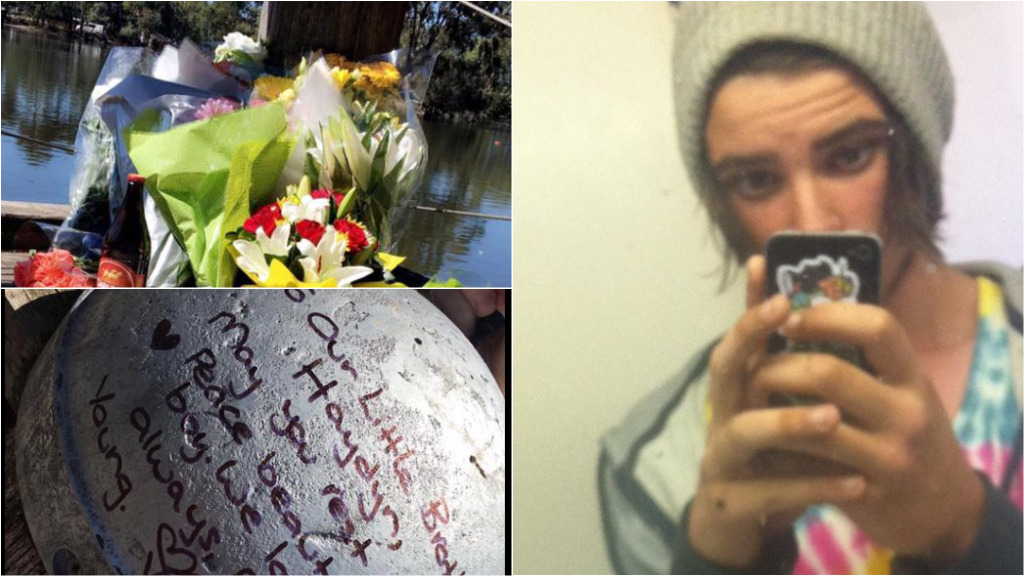 'R.I.P beautiful boy': Tributes flow for teenager who drowned in Melbourne lake