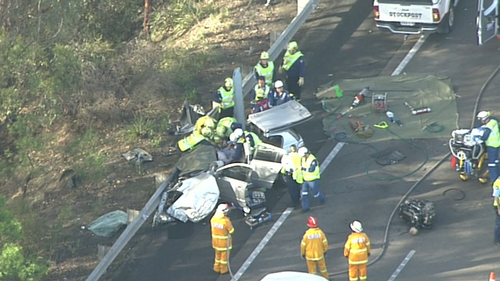 Twins Auto Mall >> Woman and seven-year-old boy killed in head-on crash south of Sydney - 9news.com.au