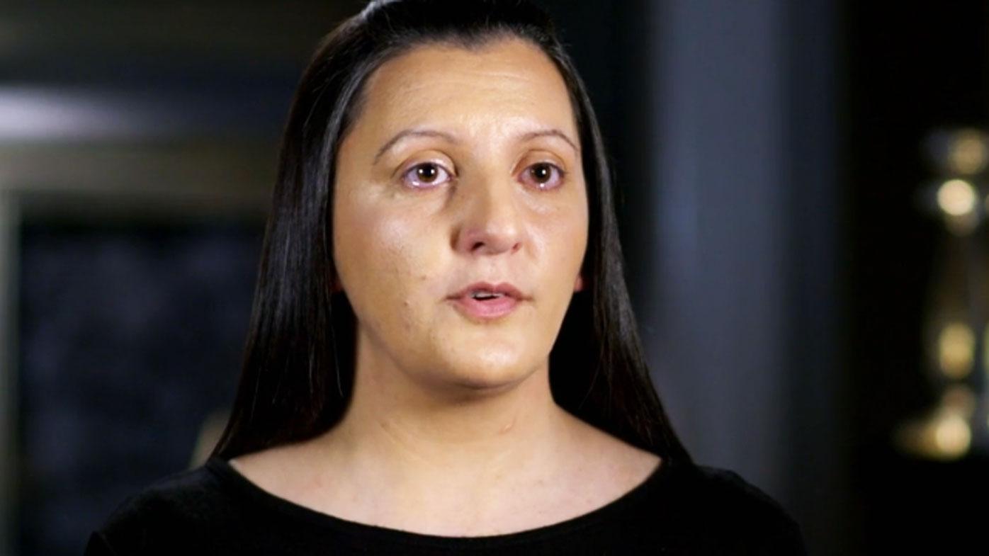 Diane Barrera was 14years old when her dad was murdered.