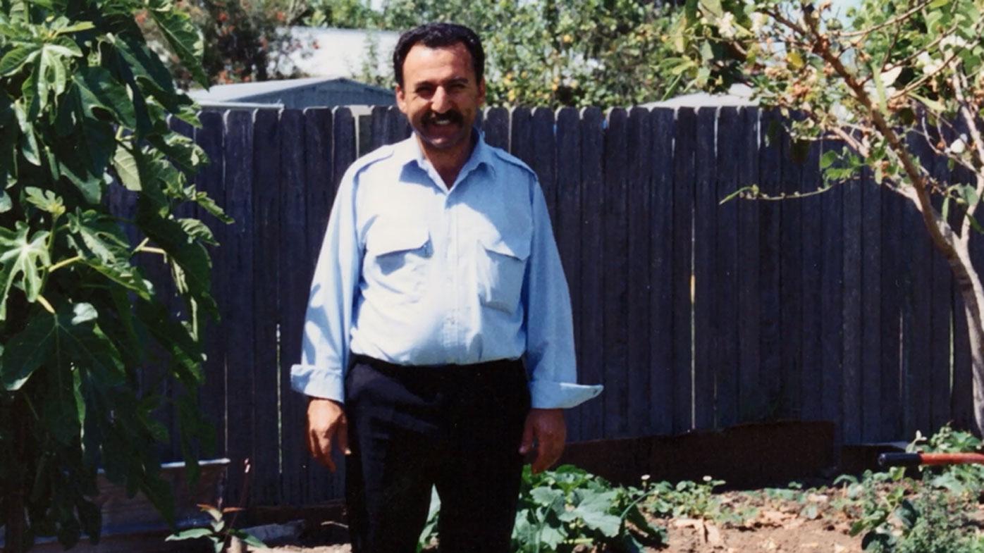 Exxedine Bahmad was a loving father of six.