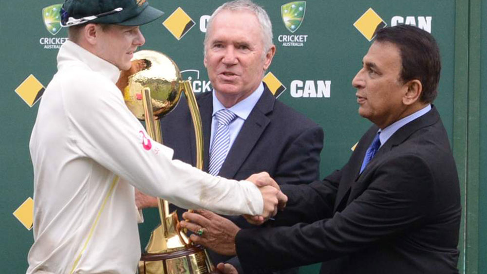 India's Sunil Gavaskar condemns ICC for clearing Australian captain Steve Smith