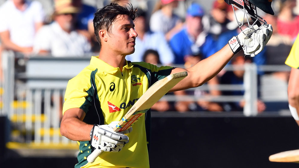 Chairman of selectors Trevor Hohns defends Marcus Stoinis' call-up to India