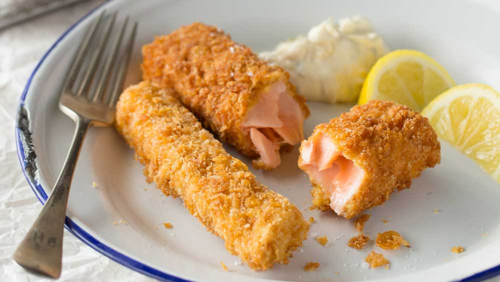 "<a href=""http://kitchen.nine.com.au/2017/03/10/11/56/crunchy-salmon-fish-fingers-with-tartare-sauce-sweet-potato-chips"" target=""_top"">Crunchy baked salmon fish fingers with tartare sauce and sweet potato chips</a>"
