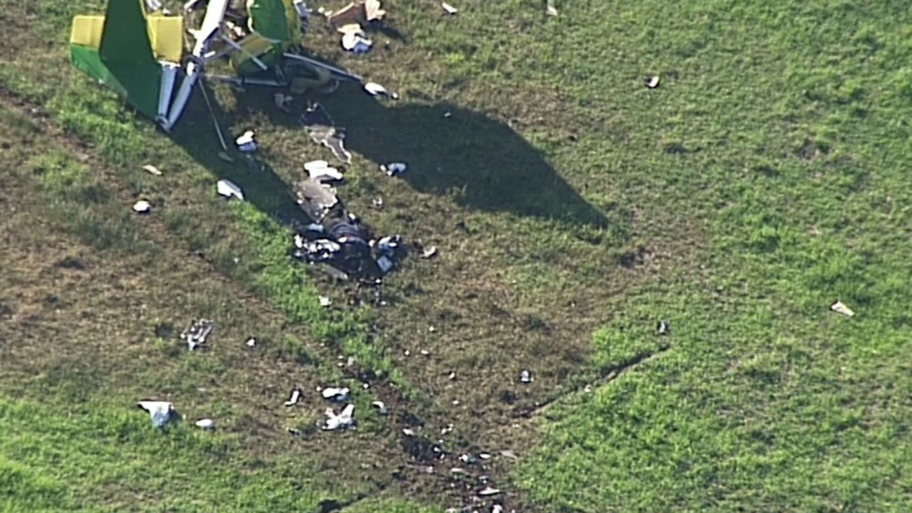 The crash occurred at 4.20pm. (9NEWS)