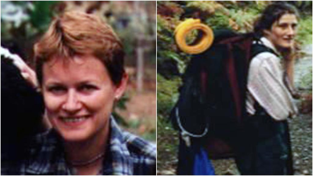 Teacher's aide Sabrina Glassop and British backpacker Celena Bridge have never been found. (AAP)