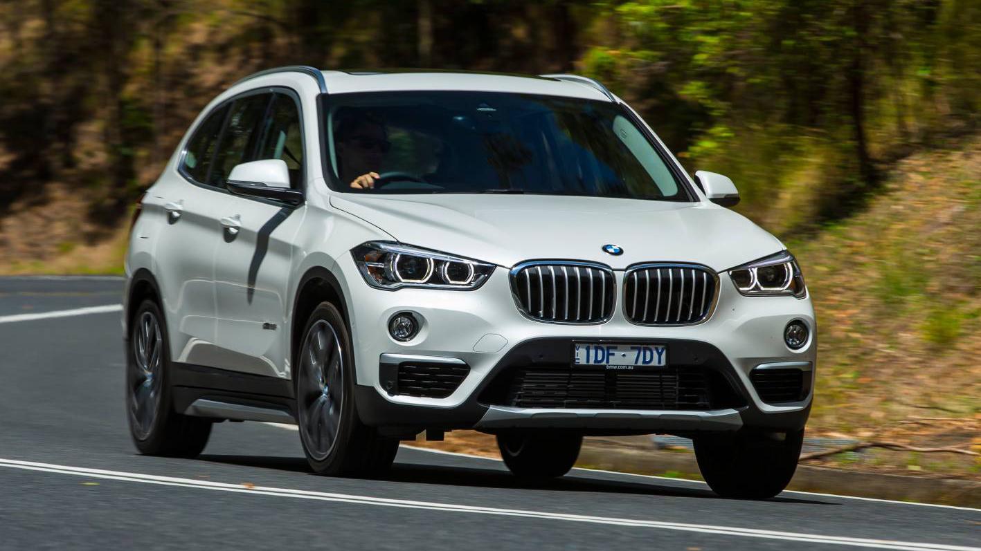 BMW adds 134,000 SUVs to 2016 recall