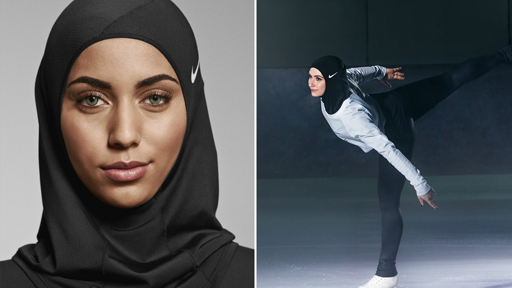 Nike to debut a hijab for Muslim athletes
