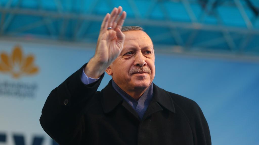 Turkish president brands Netherlands a 'Nazi remnant' after foreign minister's plane barred