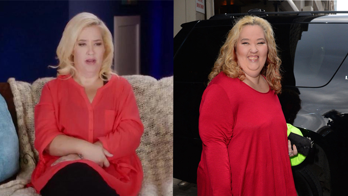 Mama June Shannon paid for her own surgeries in weight-loss journey