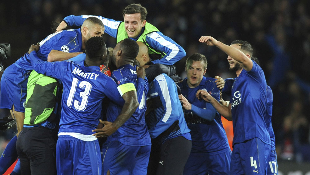 Can Leicester City's dream run extend to the Champions League title?