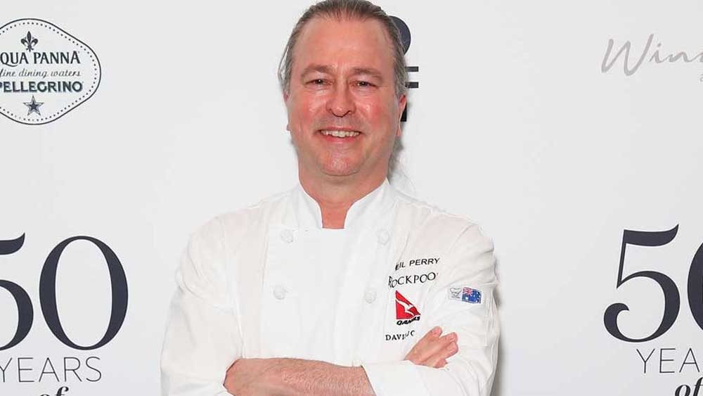 Restaurateur and chef Neil Perry