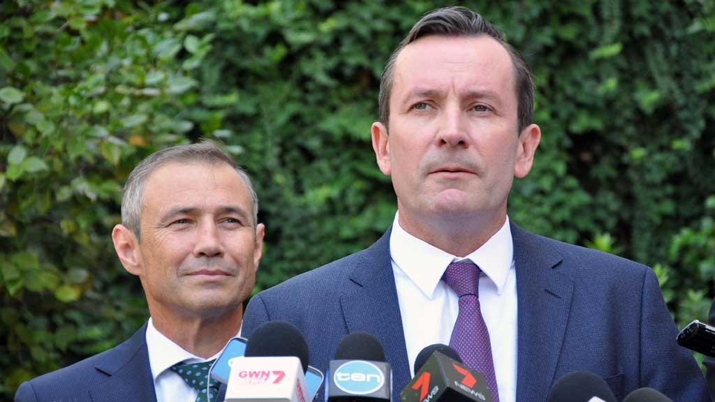 WA premier vows there will be no gas pipeline without GST change