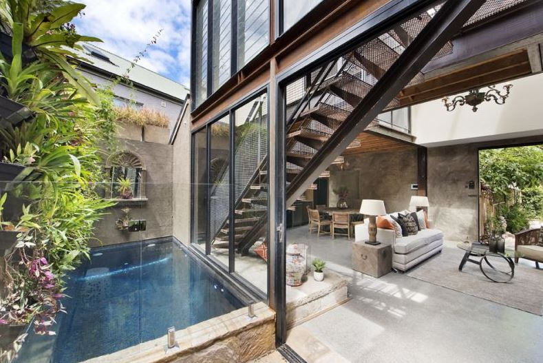 Australia 39 s best converted warehouses for sale right now for Industrial modern homes for sale