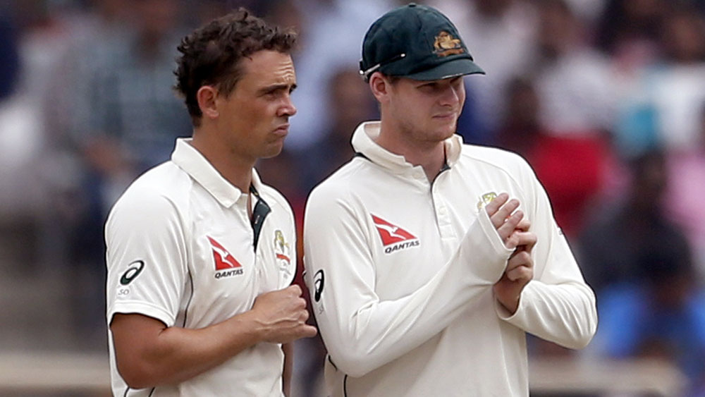 Michael Clarke says Steve Smith should have bowled Glenn Maxwell more