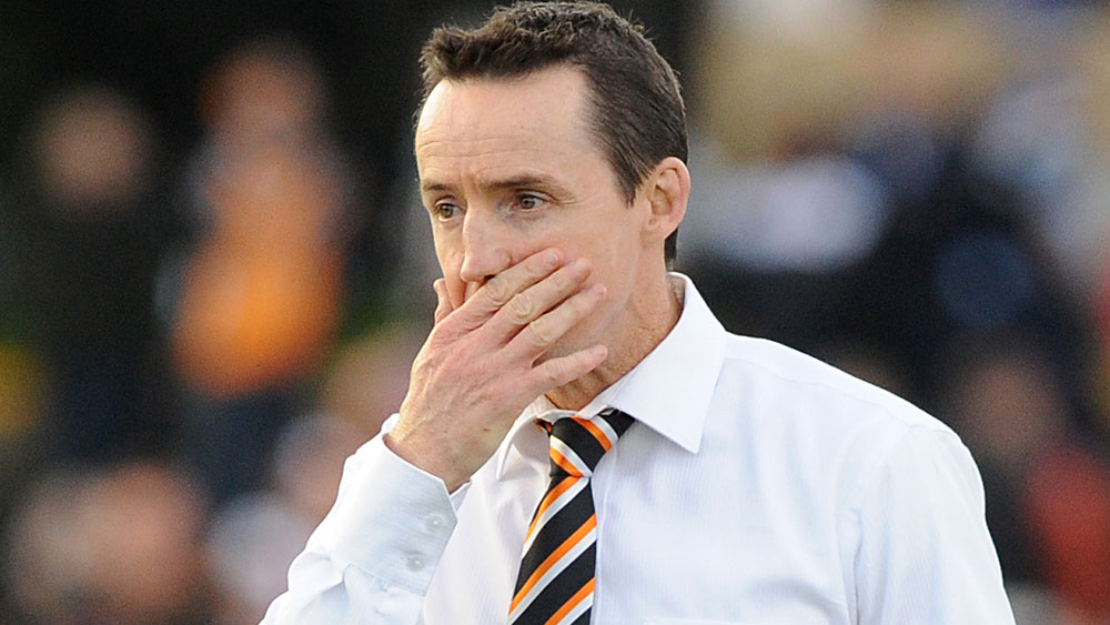 Wests Tigers coach Jason Taylor sacked over poor results