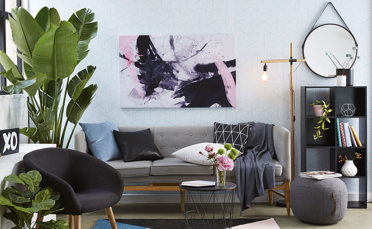 D cor interior design styling painting and decorating for Home decorations kmart