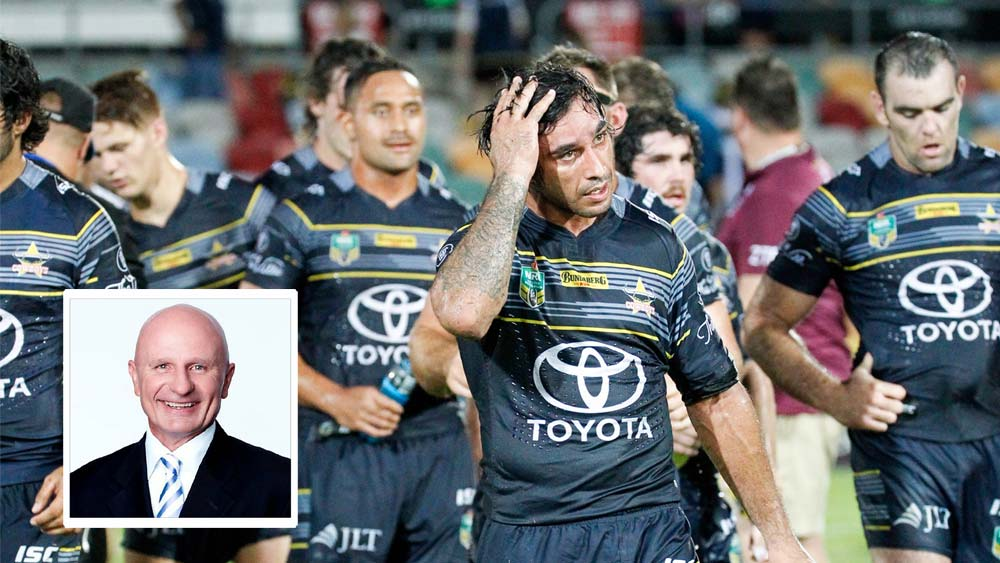 Peter Sterling on Johnathan Thurston