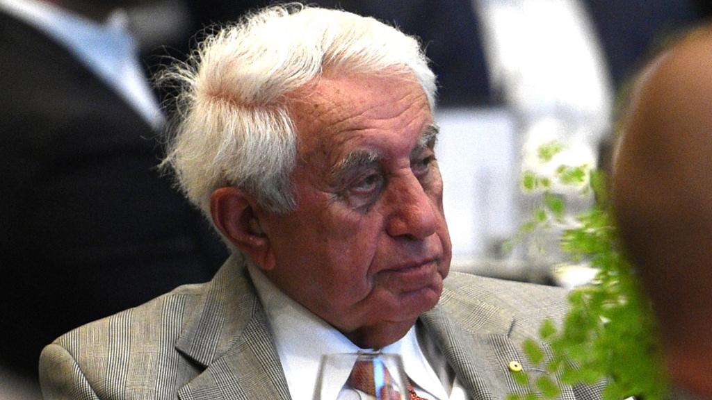 Harry Triguboff. (AAP file image)