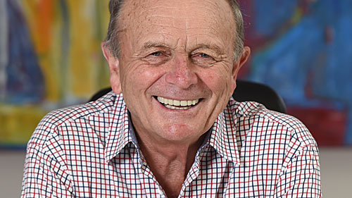 Harvey Norman founder Gerry Harvey. (AAP)
