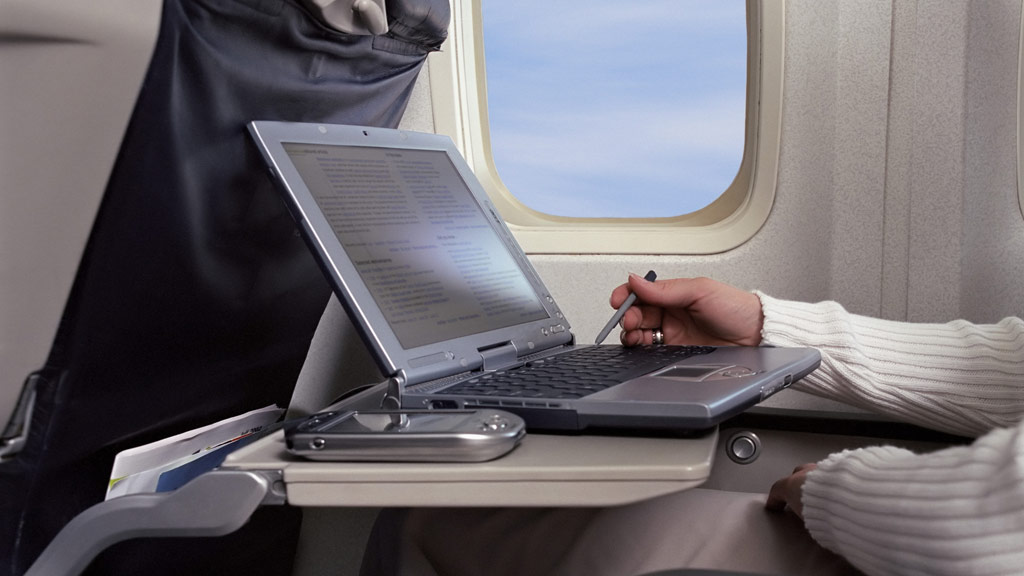 UK follows US with ban on laptops, tablets for passengers flying from six countries. (File/AFP)