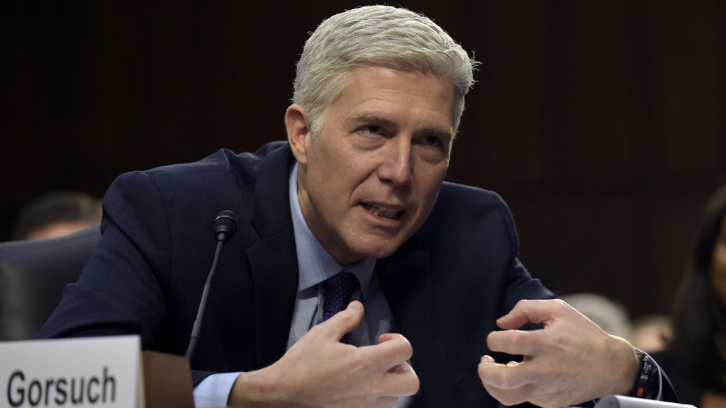 'No man is above the law': US Supreme Court nominee willing to take on Trump