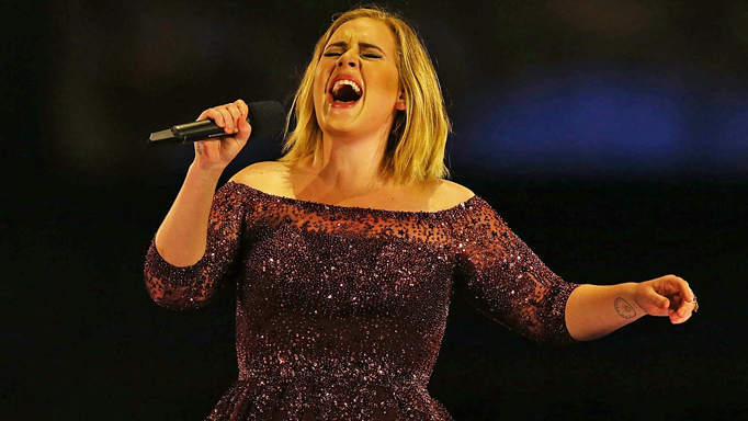 Someone is selling a bag of air from Adele's Adelaide concert on eBay