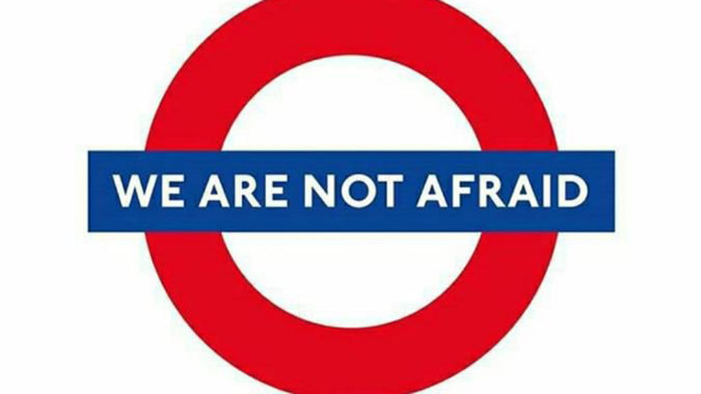London attack: Brits declare 'we are not afraid' in wake of terror rampage