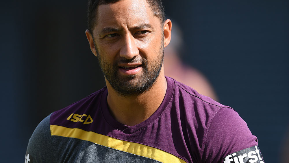 Brisbane Broncos ask Benji Marshall to accept cut-price deal