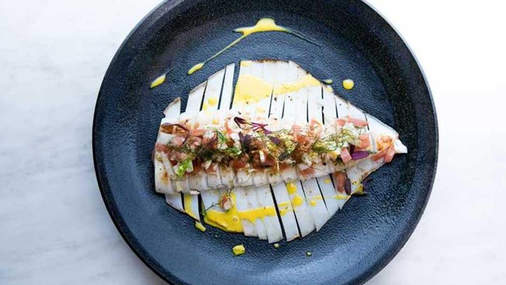 "<a href=""http://kitchen.nine.com.au/2017/03/22/15/48/olios-grilled-calamari-al-limone-ginger-fennel-and-lemon-vinaigrette"" target=""_top"">Olio's grilled calamari al limone, ginger, fennel and lemon vinaigrette</a> recipe"