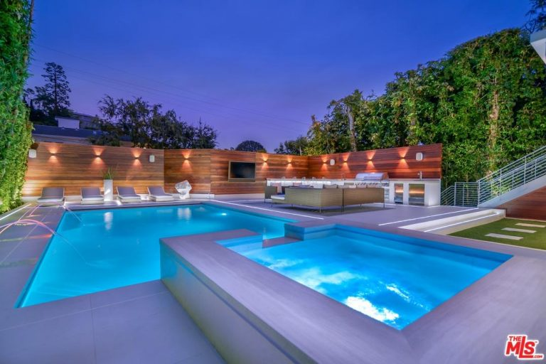 Mel B Lists Her Hollywood Hills Home For Million