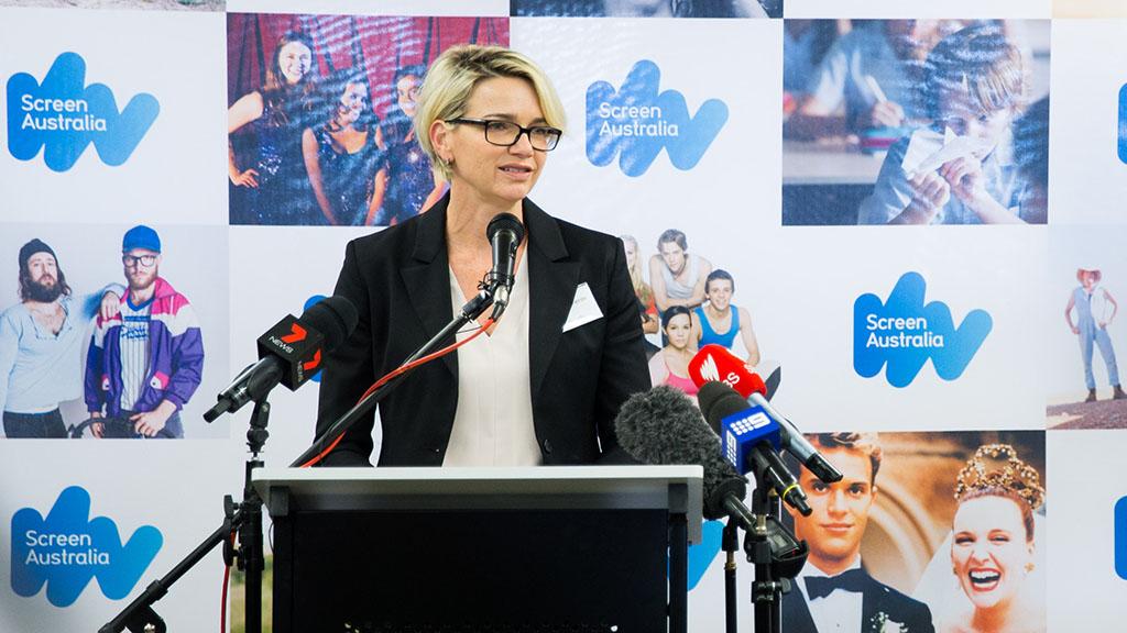 Aussie powerhouses fighting to improve female representation in film