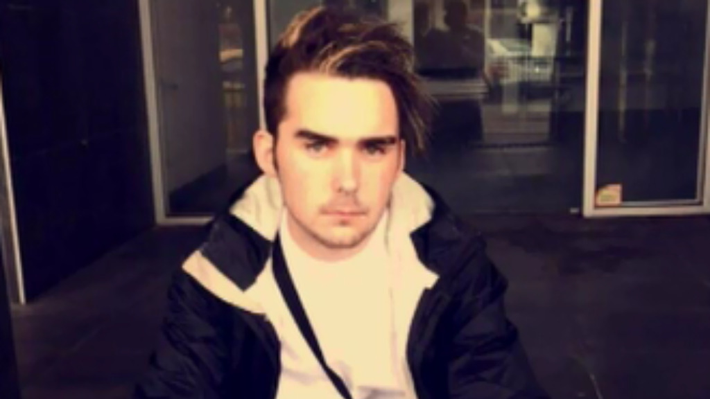 Mr Ward, 19, was refused bail in Heidelberg Magistrates' Court. (9NEWS)
