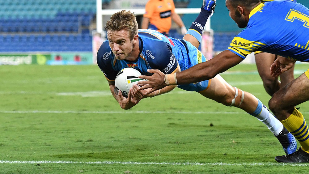 Gold Coast Titans shut down North Queensland Cowboys attempts to sign Kane Elgey