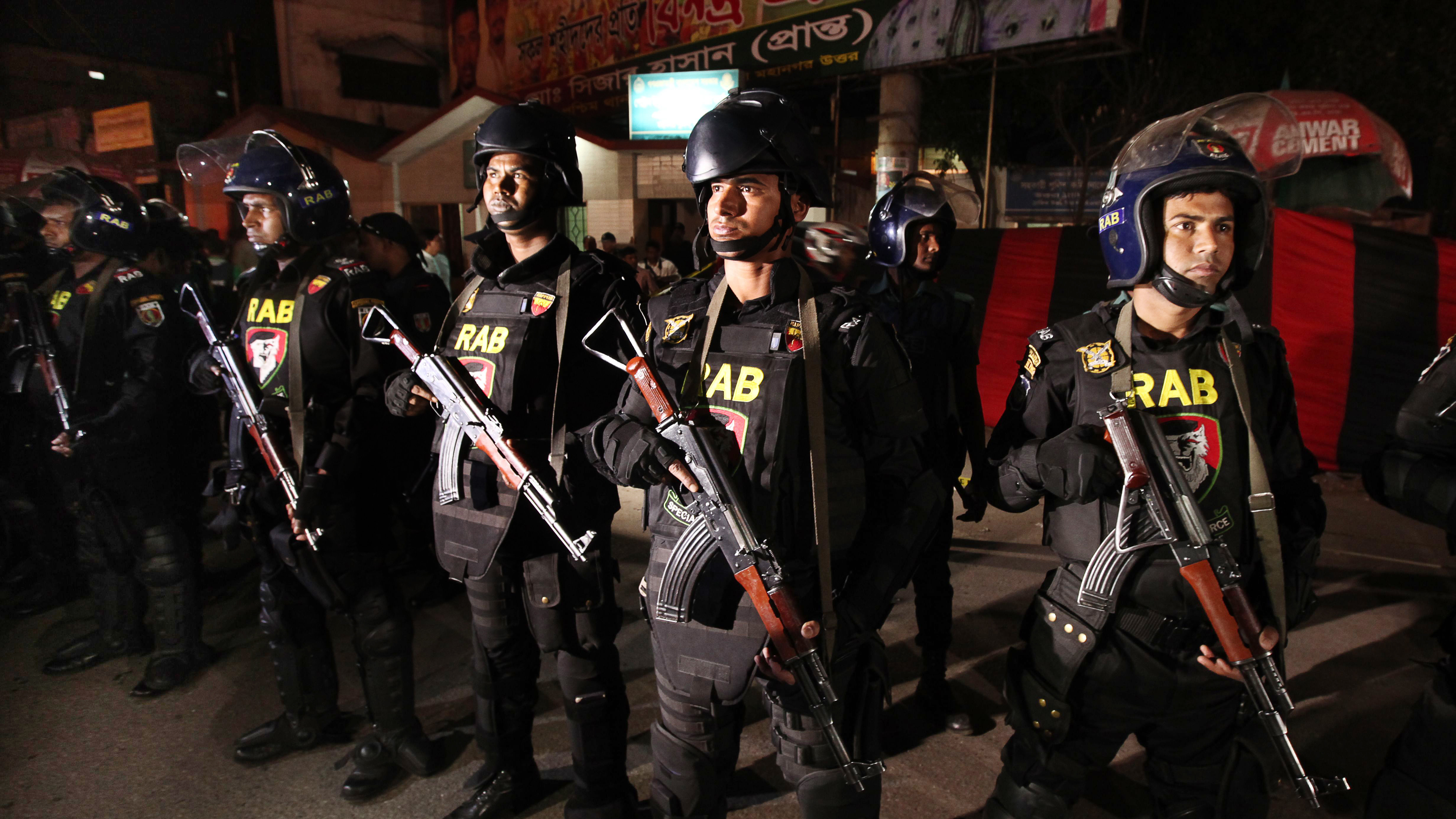 ISIS claims Bangladesh airport suicide bomb